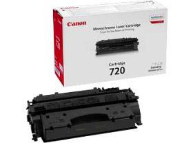 Canon toner CRG-720, černý