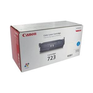 Canon toner CRG-723, azurový