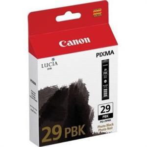 Canon PGI-29 PBK, foto černá