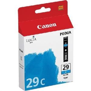 Canon PGI-29 C, azurová