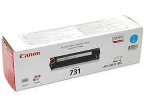 Canon CRG 731 C, azurový