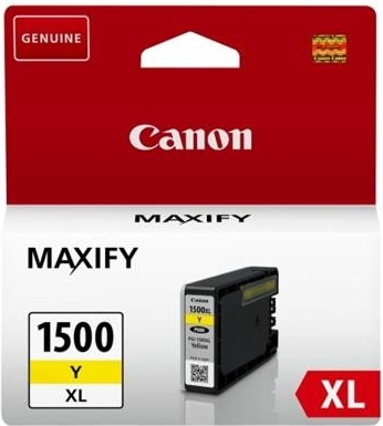 Canon PGI-1500XL Y, žlutý