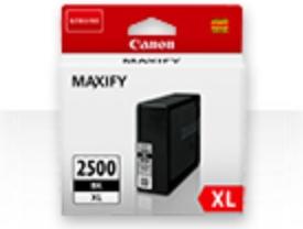 Canon PGI-2500XL BK, černý