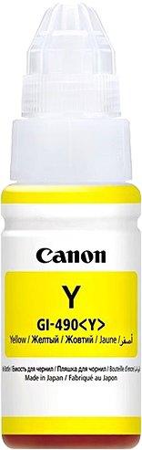 Canon GI-490 Y, žlutý
