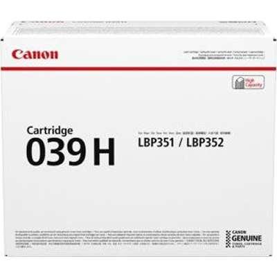 Canon CRG 039 H, černý velký