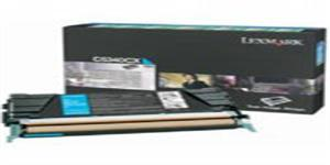 Toner pro C534x Cyan Extra High Yield Return 7k
