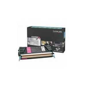Toner pro C534x Magenta Extra High Yield Return 7k