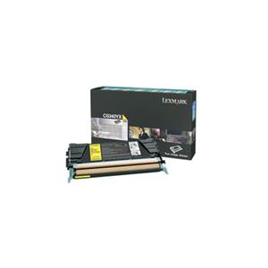 Toner pro C534x Yellow Extra High Yield Return 7k