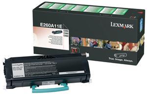 E260, E360, E460 Return Program Toner Cartridge
