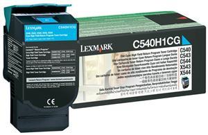 C540 azurový toner pro C54x,X54x - 1K