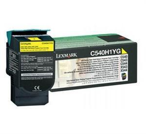 C540H žlutý toner pro C54x,X54x - 2K