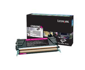 Lexmark C748 velká purpur. toner.kazeta,C748H1MG