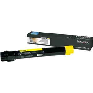 Lexmark C950 extra velká žlutá toner.kaz,C950X2YG