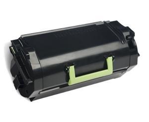 Lexmark 622X extra velká tonerová kazeta,62D2X00