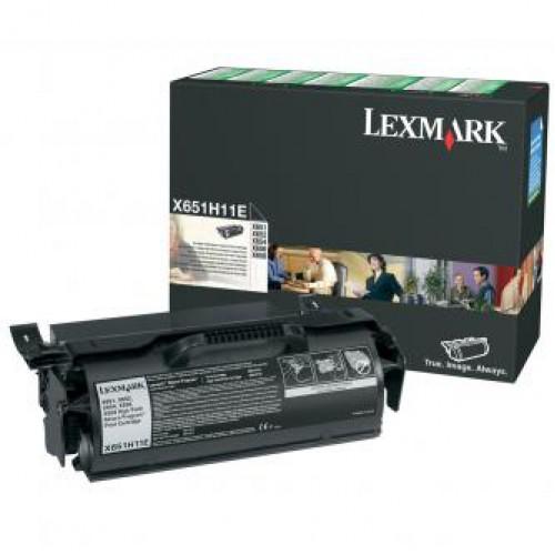 Lexmark X651,X652,X654,X656,X658 velká tonerová kazeta