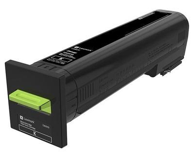 Lexmark CS820, CX820, CX825 černá extra velká tonerová kazeta 33K