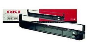 černá páska do tiskáren ML393/395