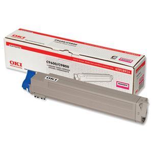 Oki Magenta toner do C9600/9800/MFP (15 000 str)