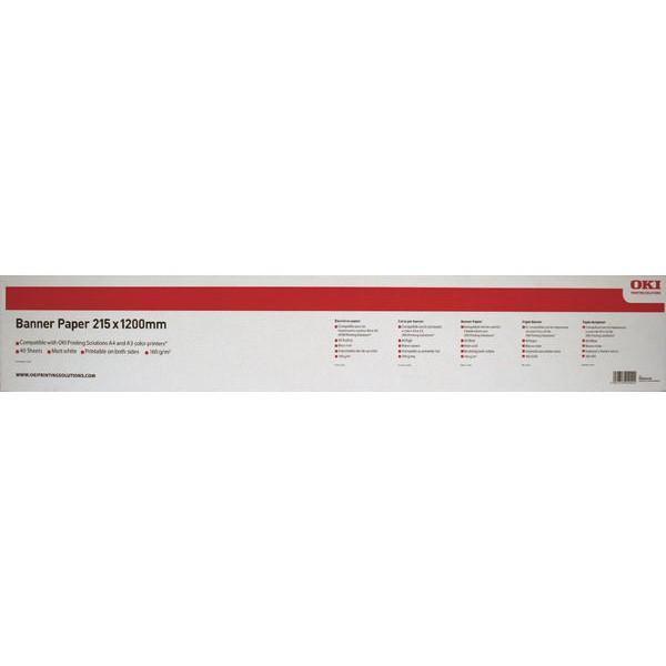 Plakátový papír 215x1200 mm (50ks)