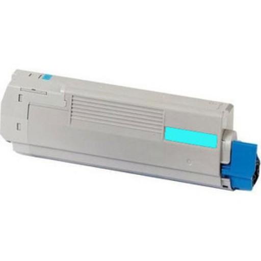 Cyan toner do MC760/770/780 (6 000 stránek)