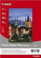 Canon SG-201, A3 fotopapír saténový, 20ks, 260g/m