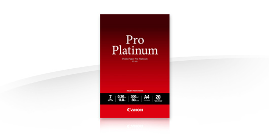 Canon PT-101, 10x15cm, fotopapír lesklý, 20ks,300g