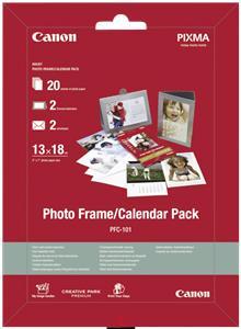 Canon PFC-101, Photo pack - kalendář, 13x18, 20 ks