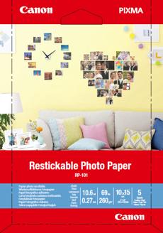 Canon RP-101 Restickable Photo Paper - 3635C002