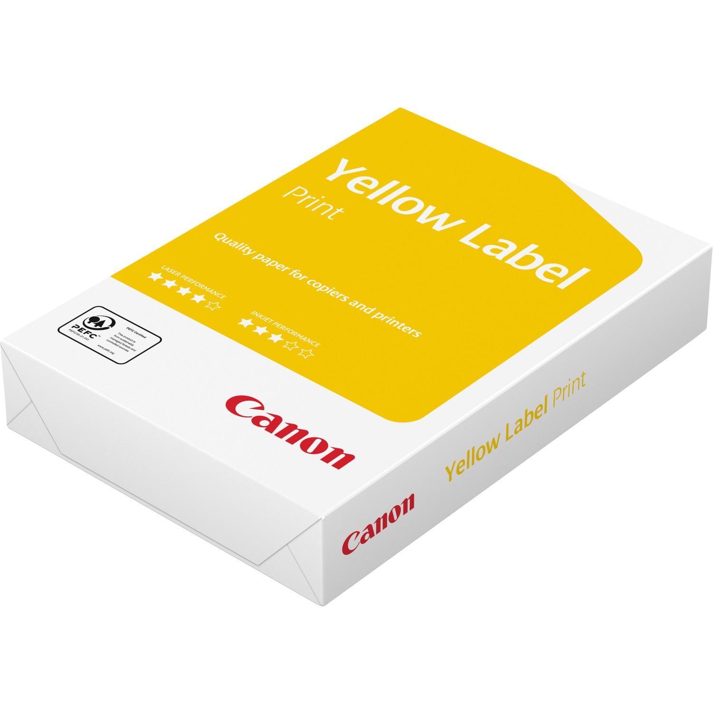 Canon kancelářský papír A4, 80g/m2 - 5 ks (karton) - 5897A022