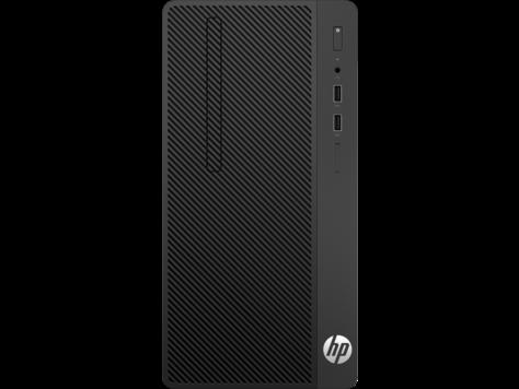 HP 290 G1 MT i3-7100/4GB/500GB/DVD/W10P + LCD HP VH240a