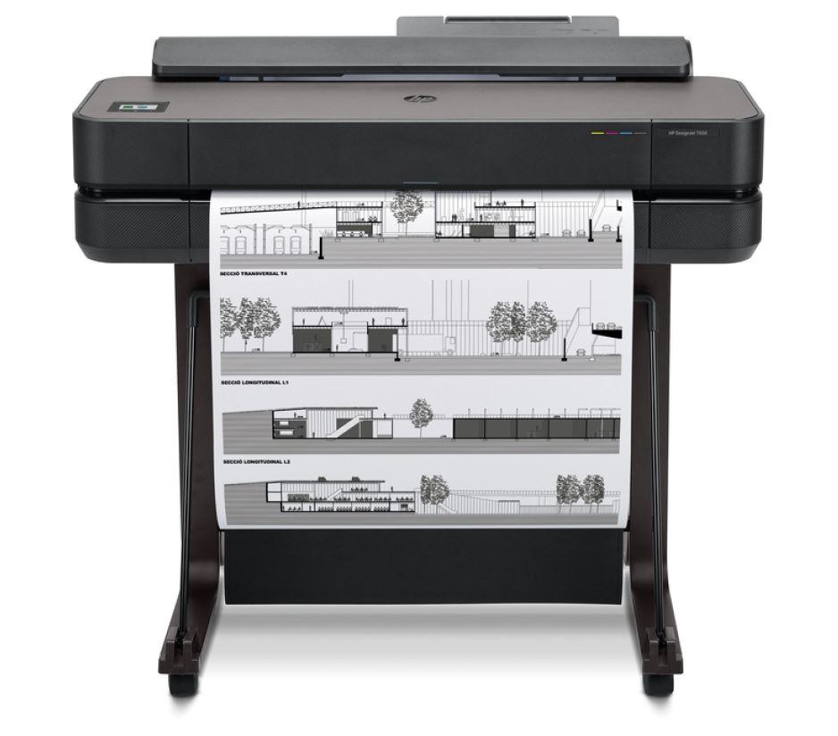 HP DesignJet T650 24-in Printer - 5HB08A