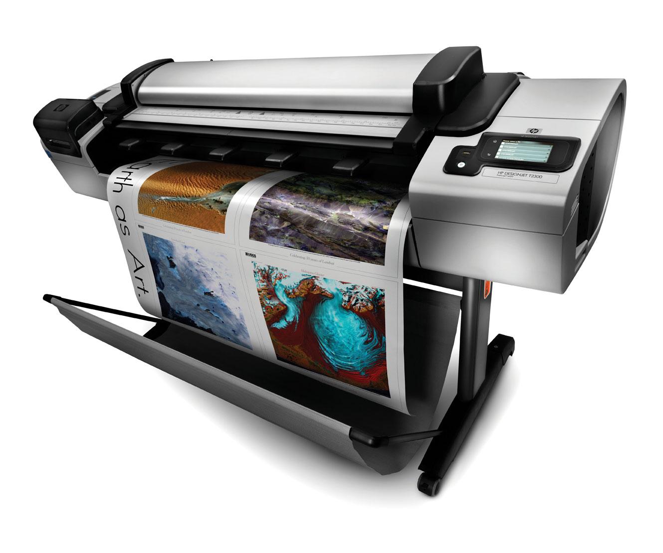 HP Designjet T2300 eMFP 44