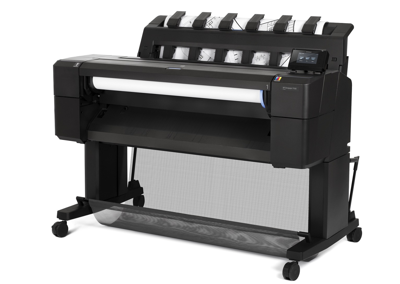 HP DesignJet T930 36-in PostScript Printer HDD
