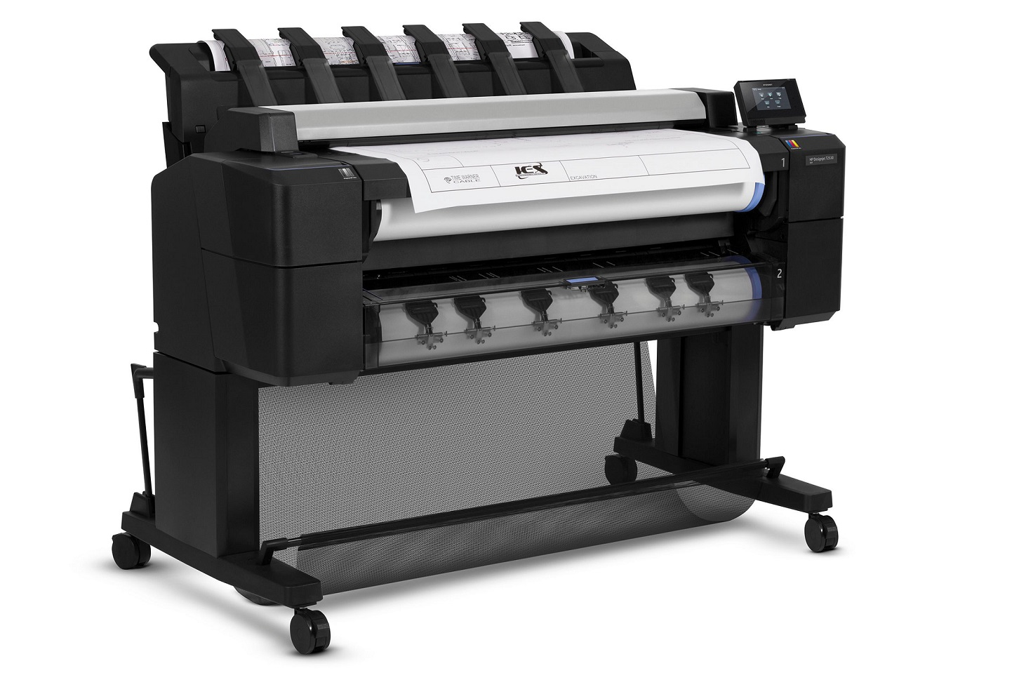 HP DesignJet T2530 36-in PS Multifunction Printer