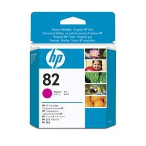 HP no 82 - purpurová ink. kazeta, CH567A