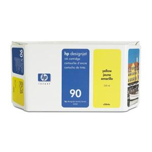 HP no 90 - žlutá inkoustová kazeta velká, C5065A