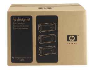 HP no 90 - azurový 3ink multipack, C5083A