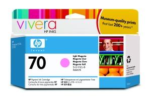 HP no 70 sv. purpurová inkoustová kazeta, C9455A