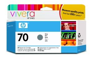 HP no 70 šedá inkoustová kazeta, C9450A