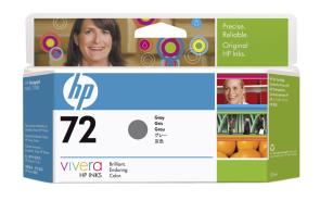 HP no 72 - šedá ink. kazeta, C9374A - C9374A