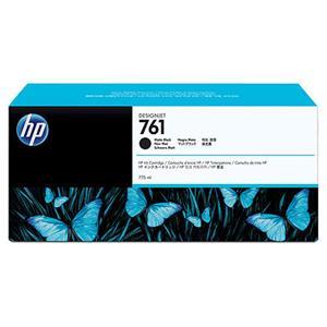 HP no 761 - matná černá ink.kazeta, CM997A