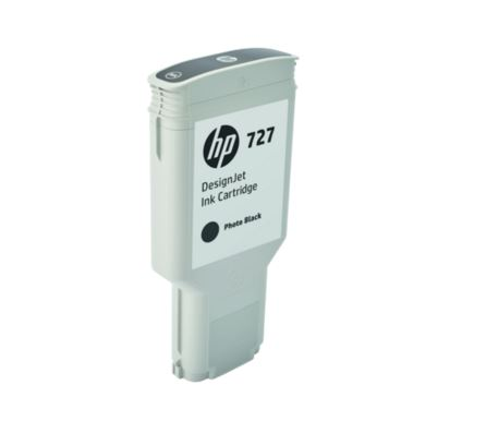 HP no 727 300-ml Foto �ern� ink. kazeta