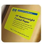 HP Heavyweight Coated Paper - role 24