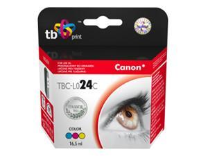 Ink. kazeta TB kompatibilní s Canon BCI-24C Color
