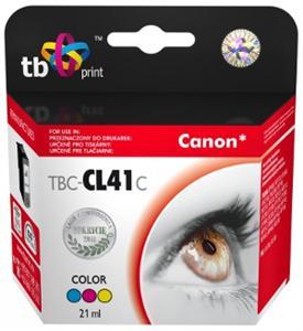 Ink. kazeta TB kompat. s Canon CL-41 Color