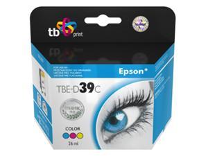 Ink. kazeta TB kompatibilní s Epson T0391 Color