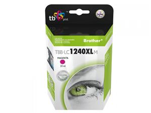 Ink. kazeta TB kompat. s Brother LC1240M 100% new