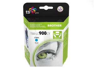 Ink. kazeta TB kompat. s Brother LC900C 100% N