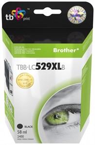 Ink. kaz. TB komp. s Brother LC529/539 BLACK Nová