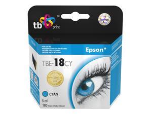 Ink. kazeta TB kompat. s Epson T1802 C 100% New